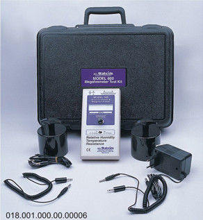 High Precision ACL 800 Digital Megohmmeter Light Weight Portable For Testing